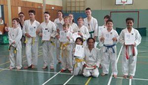 Taekwondo KJI Merzbach